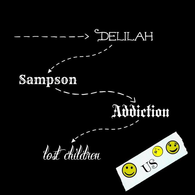 Destroy Delilah, aka Meth, Cocaine, Klonopin, Codeine…